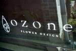 """OZONE""ロゴです"